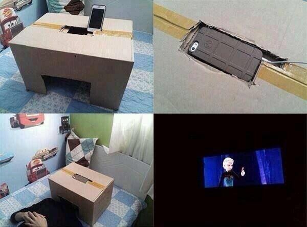 Когда лень идти в кино