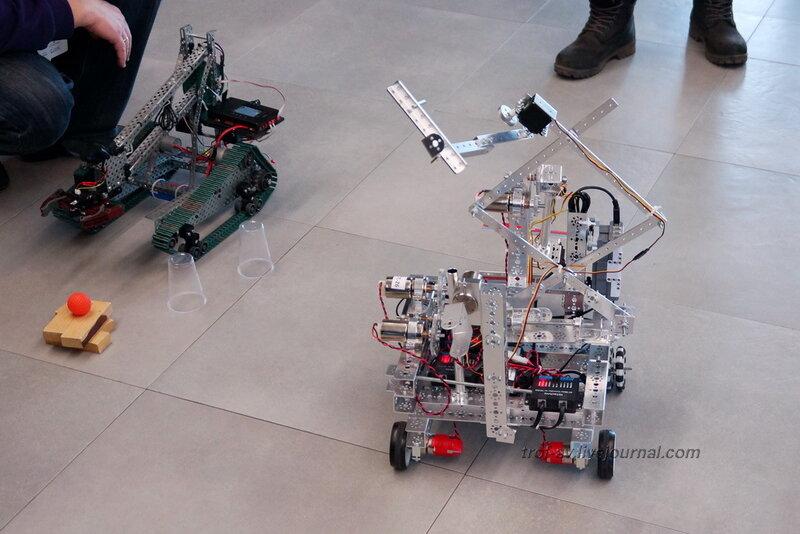 Конференция и выставка Skolkovo Robotics 2014
