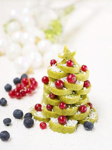 Вкусные Ёлочки для новогоднего стола