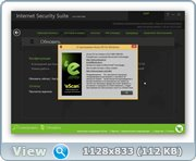 eScan Internet Security Suite 14.0.1400.1498 [Multi/Ru]