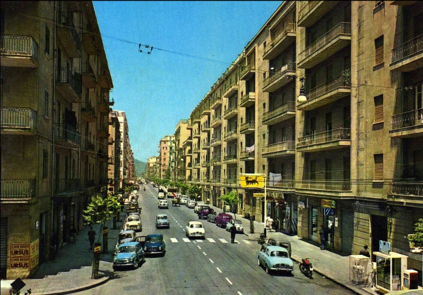 1963 in via Terrasanta si circolava in doppio senso.jpg