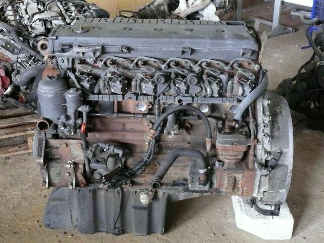 Двигатель OM906LA на Mercedes Atego 6.0