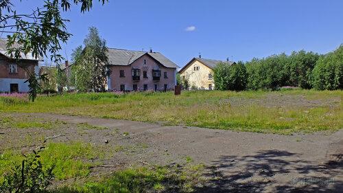 Фото города Инта №5151  Коммунистическая 9, 8 и 7 16.07.2013_12:22