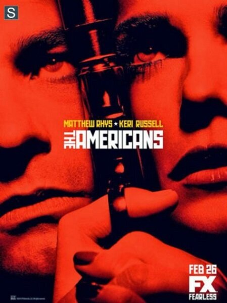 ���������� / The Americans - ����� 2, ����� 1-8 [2014, WEB-DLRip, WEB-DL 720p] (NewStudio)