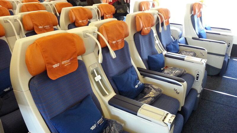 B777 Entertainment Programme Aeroflot