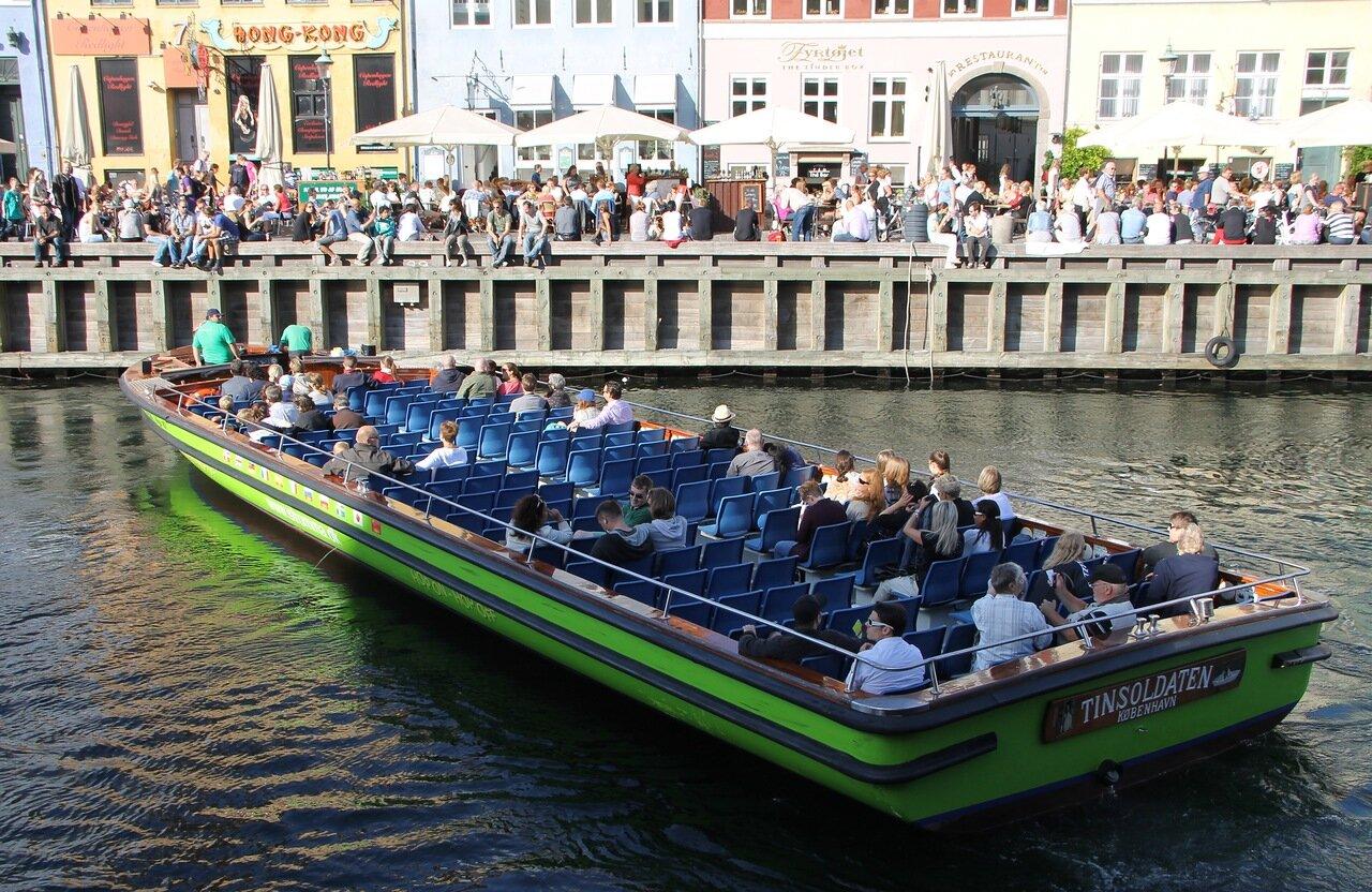 Копенгаген, Новая гавань (Nyhavn)