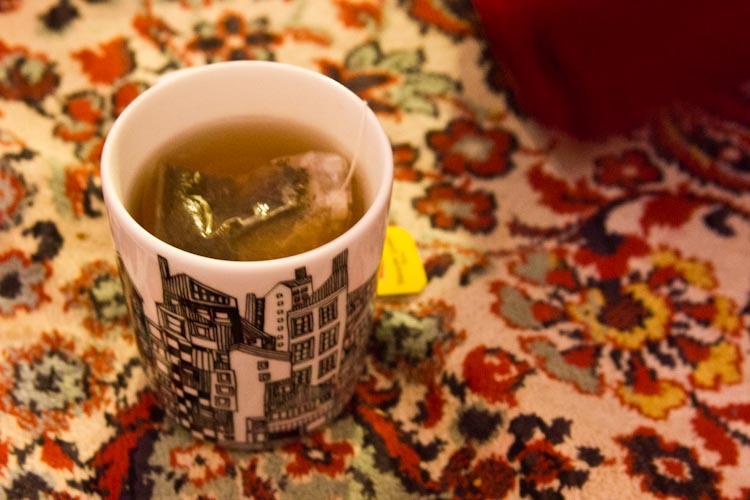 Чай. Студенческий Хельсинки