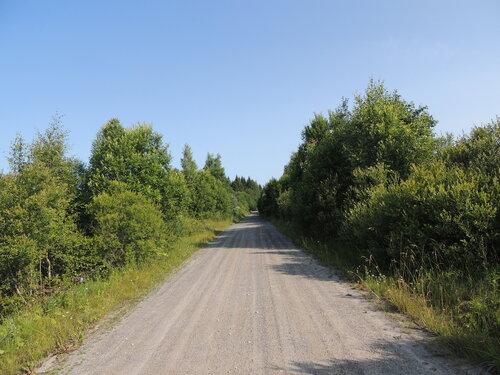 дорога на Хабалинку