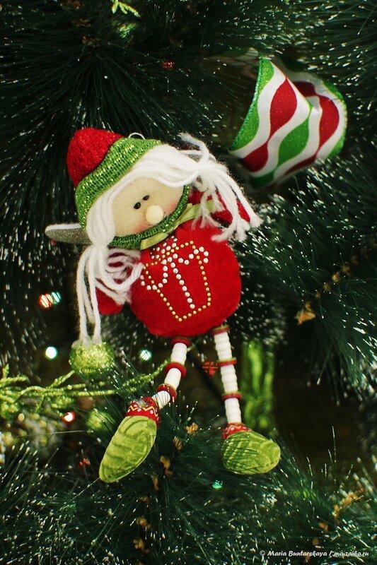 С наступающим Новым годом, Саратов, 30 декабря 2013 года