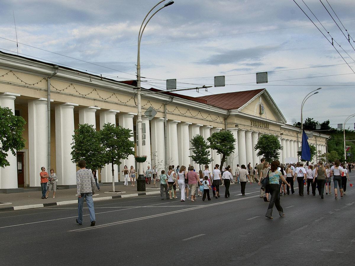 Тамбов. Автор фото: Юрий Семенов