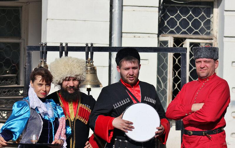 Казачий ансамбль «Вольная Русь»