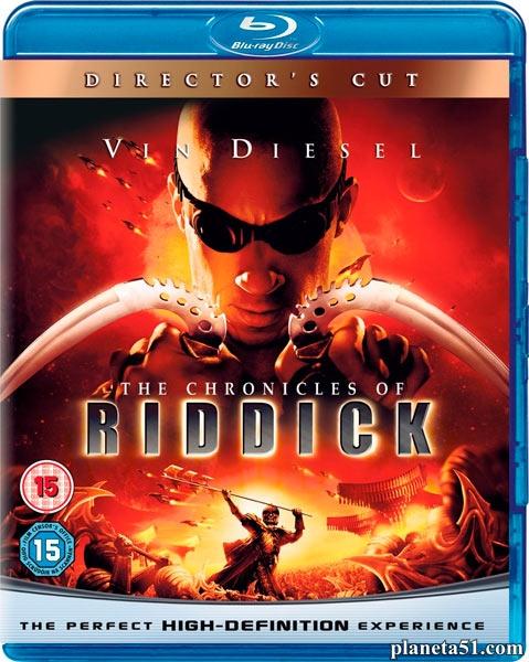 Хроники Риддика / The Chronicles of Riddick [Director's Cut] (2004/HDRip)
