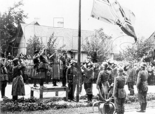 The evacuation of Brest-Litovsk, 1939