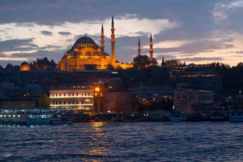 Стамбул - День пятый