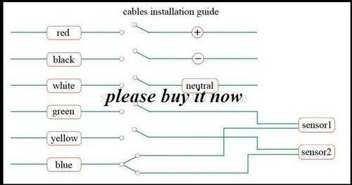 Вот так индикатор передач