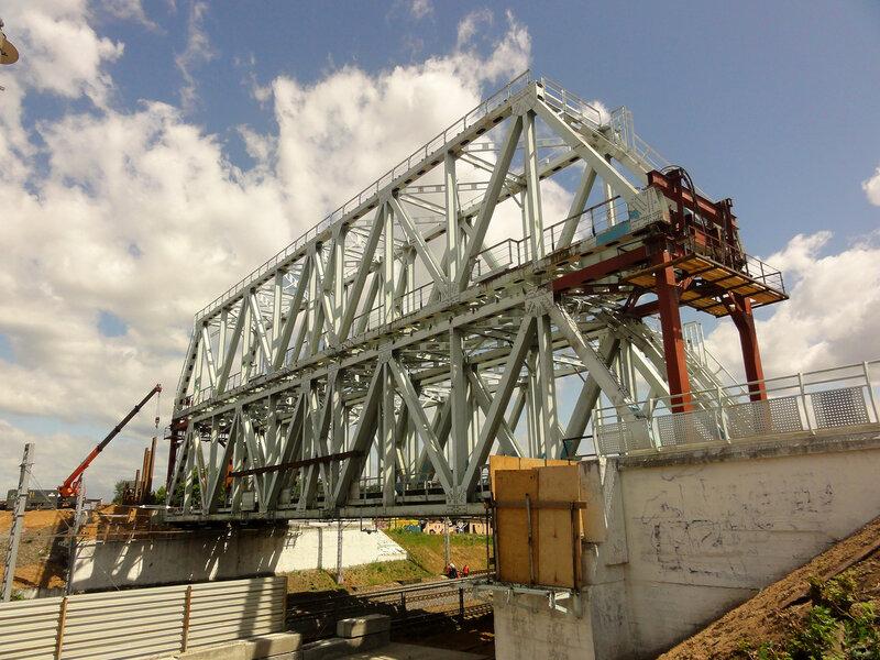 Мосты над ГХ ОКТ
