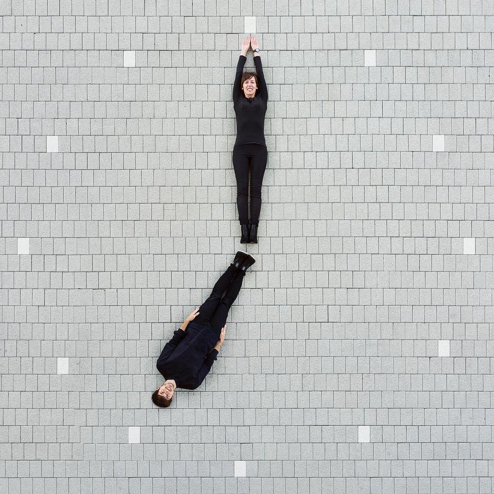 Даниэль Руэда и Анна Девис Бенет: креативный дуэт