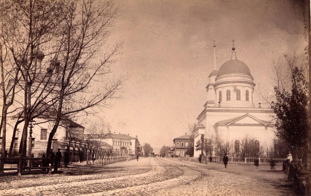 Вознесенско-Горянская (Михаило-Архангельская) церковь