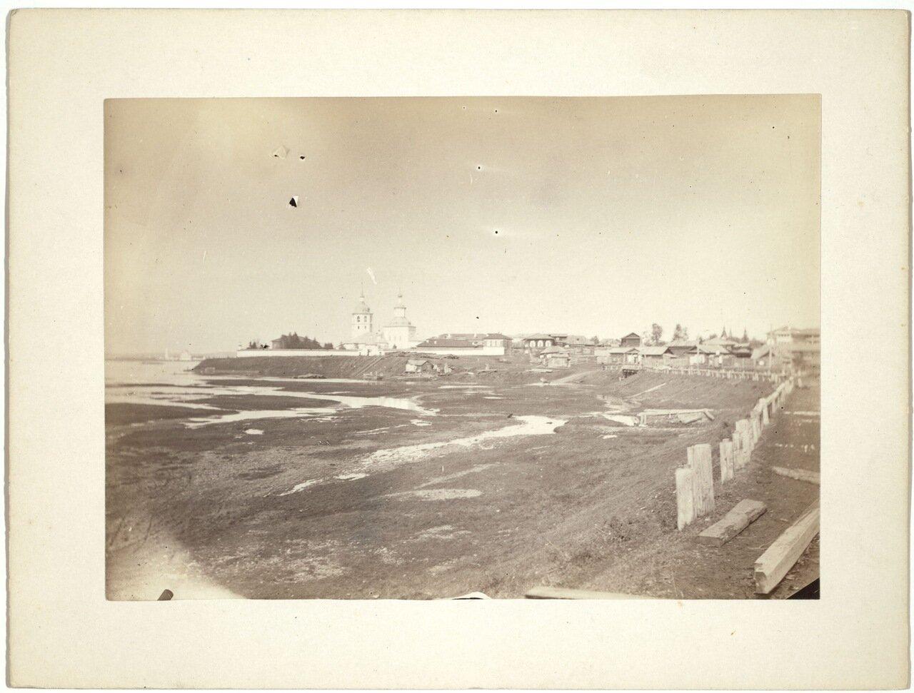 Панорама Знаменского предместья