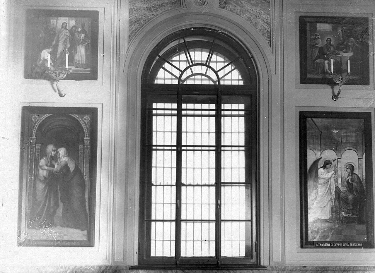 04. Иконы в церкви Покрова Пресвятой Богородицы при женской тюрьме