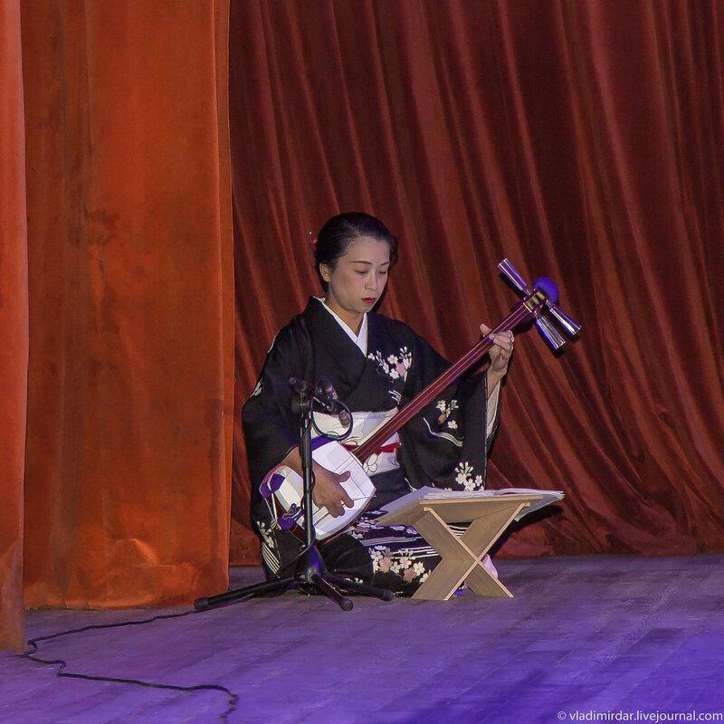 Музыкальное сопровождение чайной церемонии