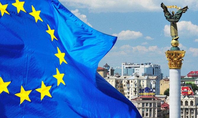 Евросоюз с Украиной