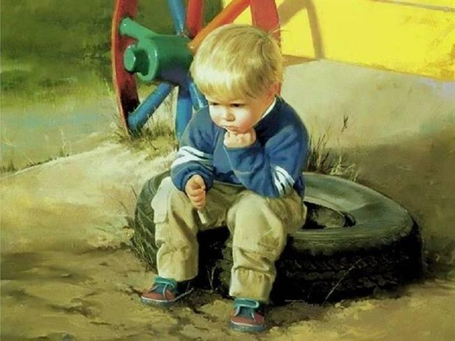 детство, подвижные игры