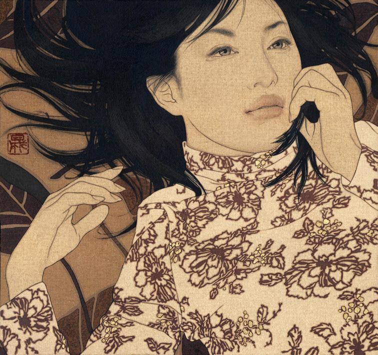 Pattern recognition, Ikenaga Yasunari0.jpg