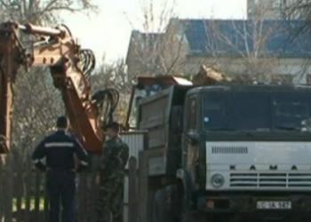 В Унгенах обнаружен целый арсенал взрывных устройств