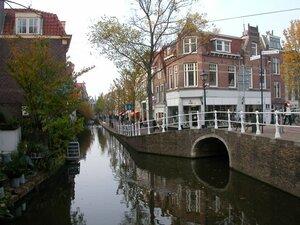 Отправляемся в Голландию - городок Делфт