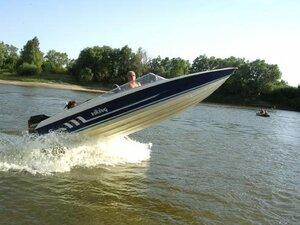 Преимущества алюминиевых лодок перед стальными