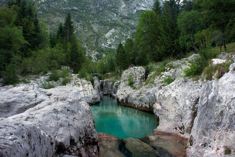 Словения (Slovenia) - земля альпийских славян