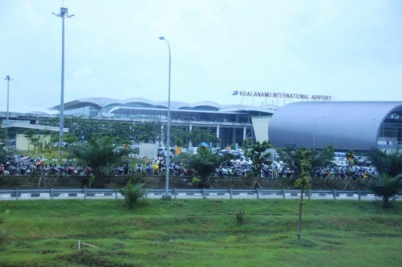 Новый аэропорт Медана - Куала Наму (KNO)