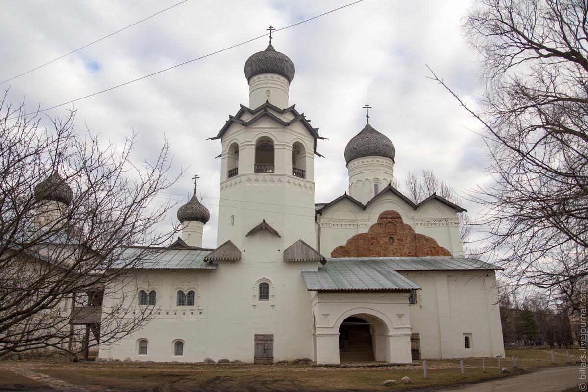 Спасо-Преображенский монастырь, alexbelykh.ru