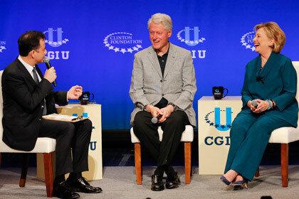 Билл Клинтон поведал об отношениях с инопланетянами