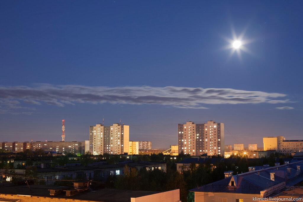 Полнолуние в Нижневартовск