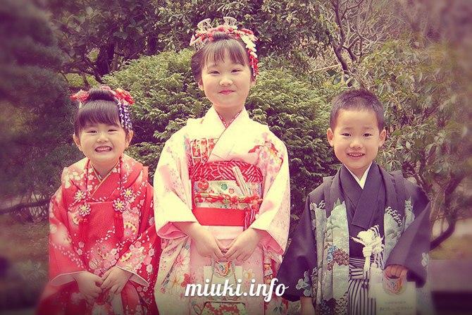 Японские традиционные детские игры