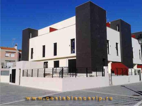 Таунхаус в Favara, таунхаус в Фаваре, таунхаус в Кульере, таунхаус в Валенсии, таунхаус в Испании, таунхаус от банка, банковская недвижимость, недвижимость в Валенсии, недвижимость в Испании, Коста Бланка, CostablancaVIP, новостройка, новый дом, городской дом