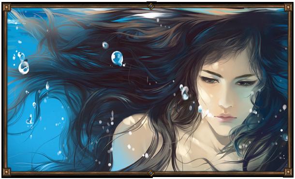 Айлей. Акиавари - бог Воды