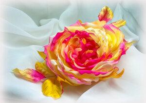 Староанглийская роза