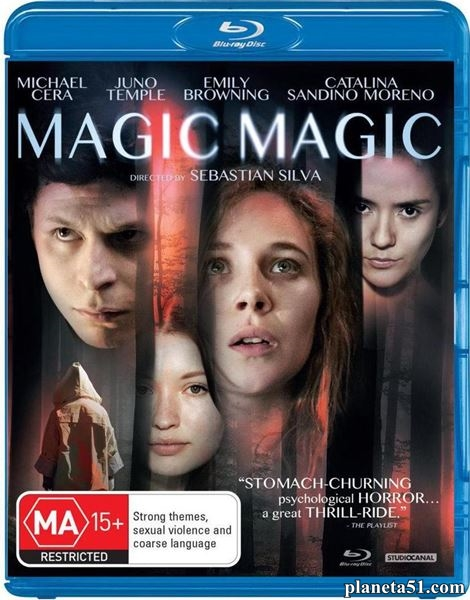 Магия, магия / Magic Magic (2013/BDRip/HDRip)