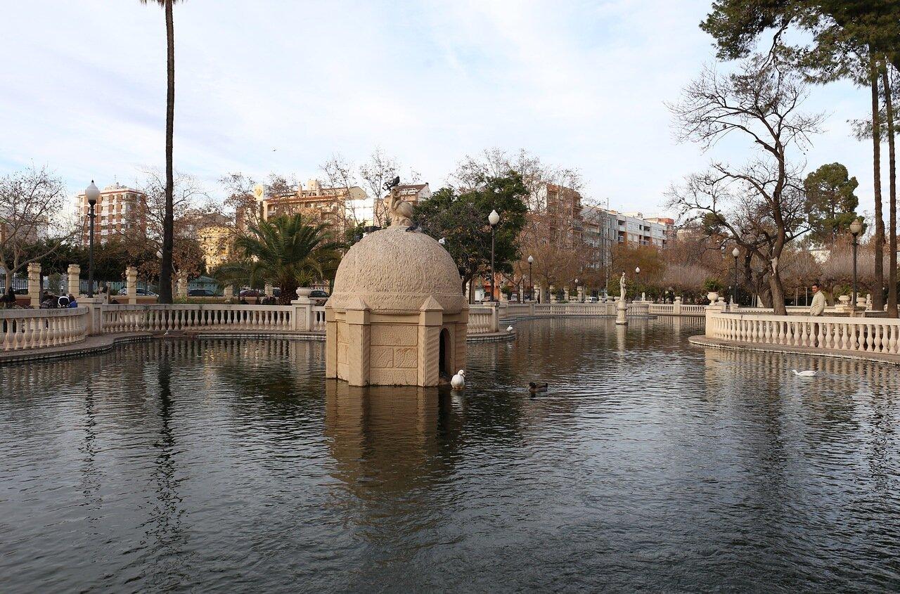 Парк Рибалта, Кастельон де ла Плана, Parque Ribalta