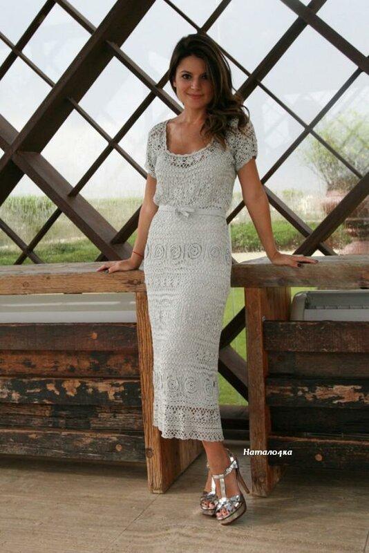 Роскошное летнее платье от Giovana Dias