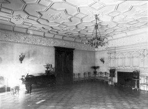 Зал в особняке И.Д.Бонштедта.