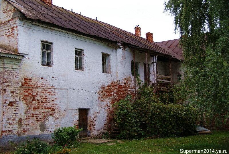 Гороховец - Сретенский монастырь