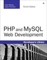 Книга PHP and MySQL Web Development - Luke Welling, Laura Thomson