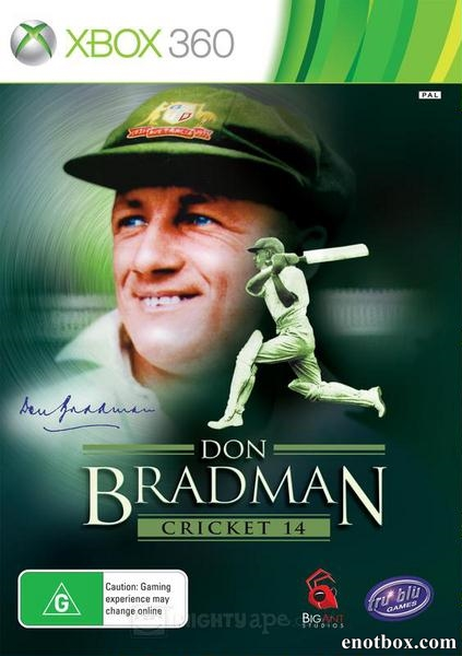 Don Bradman Cricket 14 (2014/ENG/RF/XBOX360)