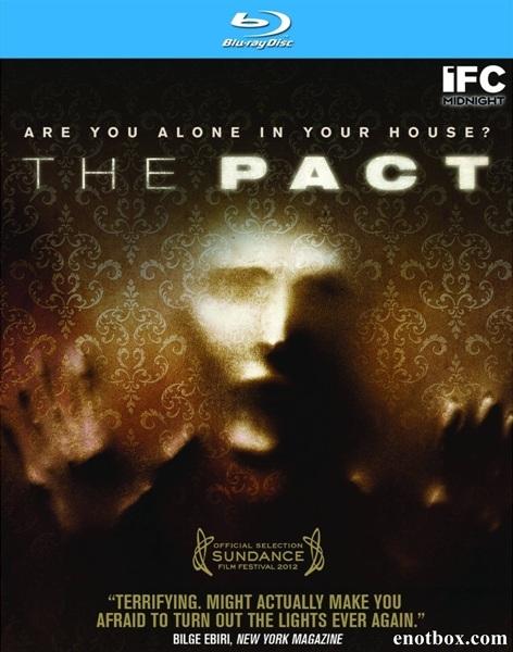 Пакт / The Pact (2012/BDRip/HDRip)