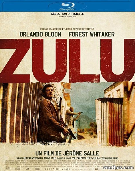 Теория заговора / Zulu (2013/BDRip/HDRip)