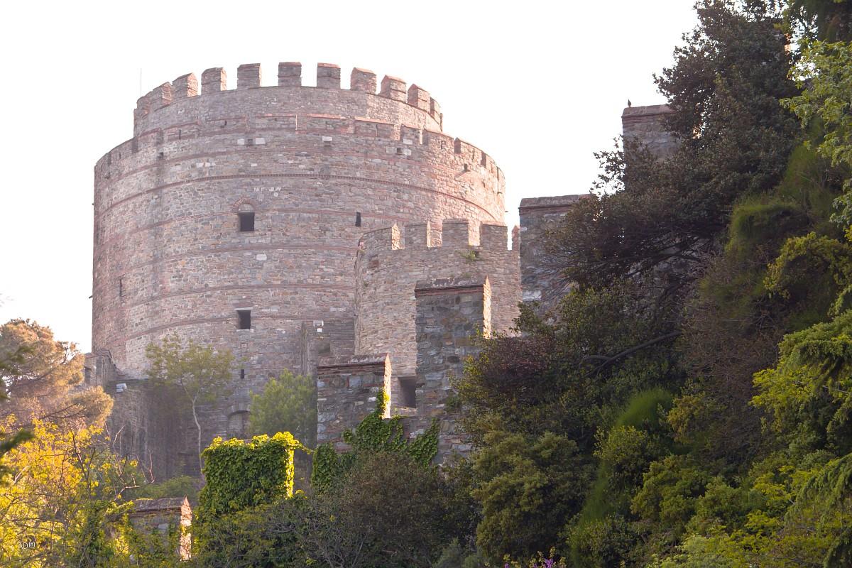 Стамбул 2015 - Румельская крепость